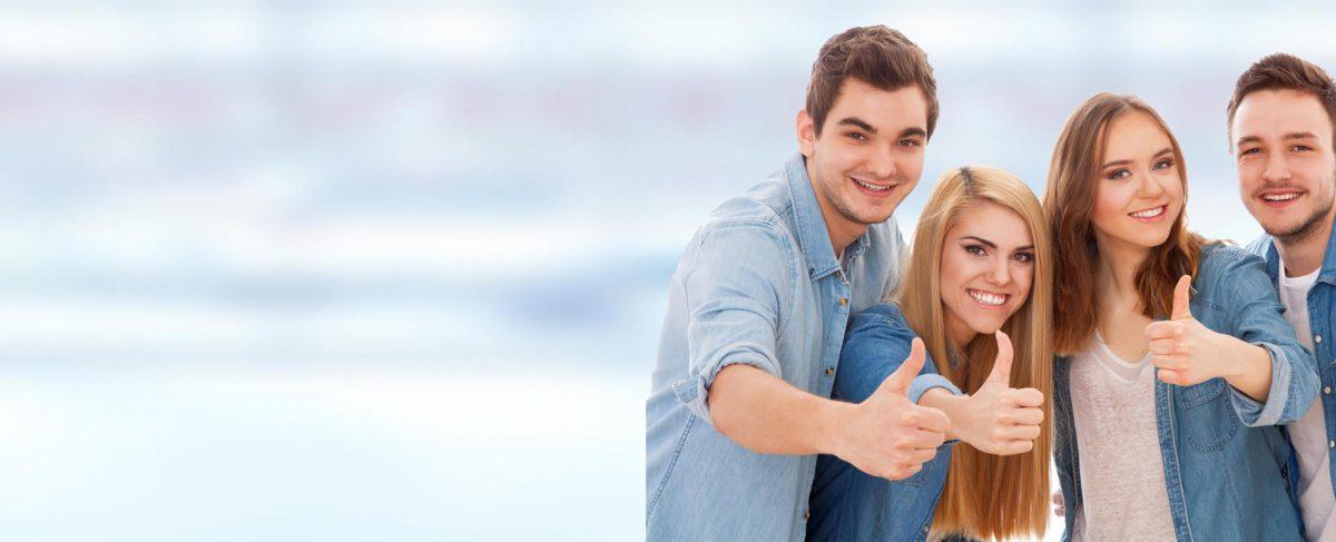 בגזית-רפפורט מיישרים שיניים לנוער